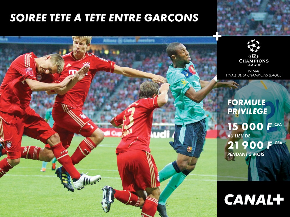 CANAL CHAMPIONS LEAGUE