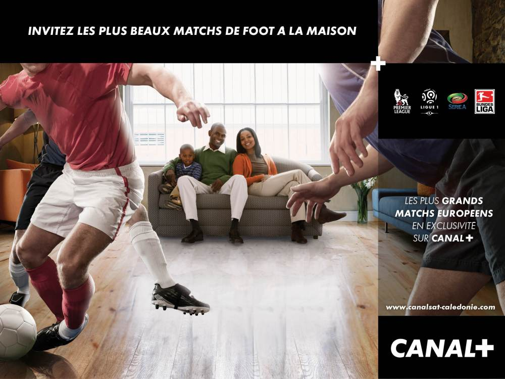 CANAL+ FOOT