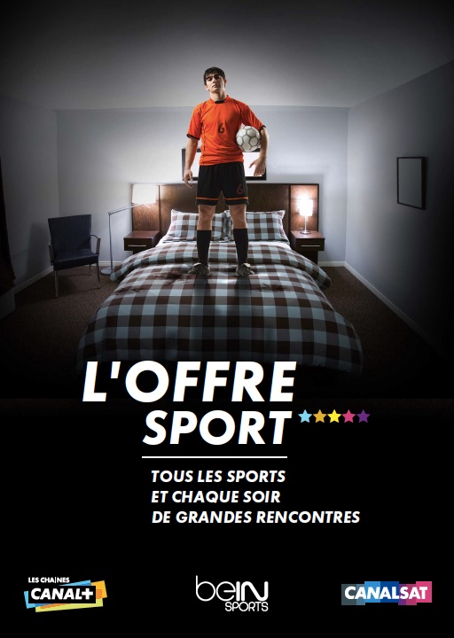 CANAL offre sport
