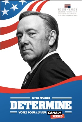 House of Cards affiche 1