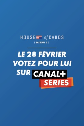House of Cards Affiche 2