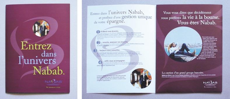 NABAB brochure