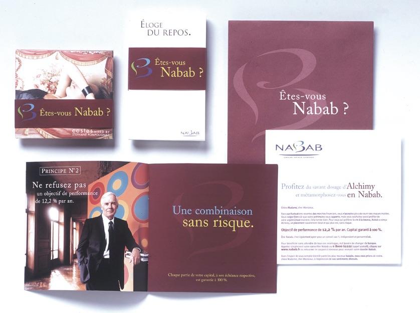 NABAB mailings