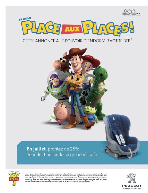 Peugeot Event Pixar 4