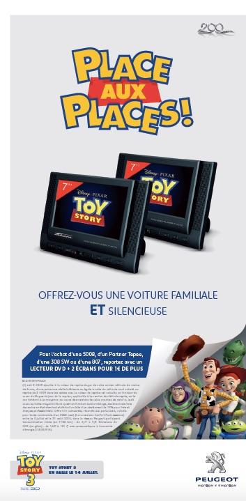 Peugeot Event Pixar 7