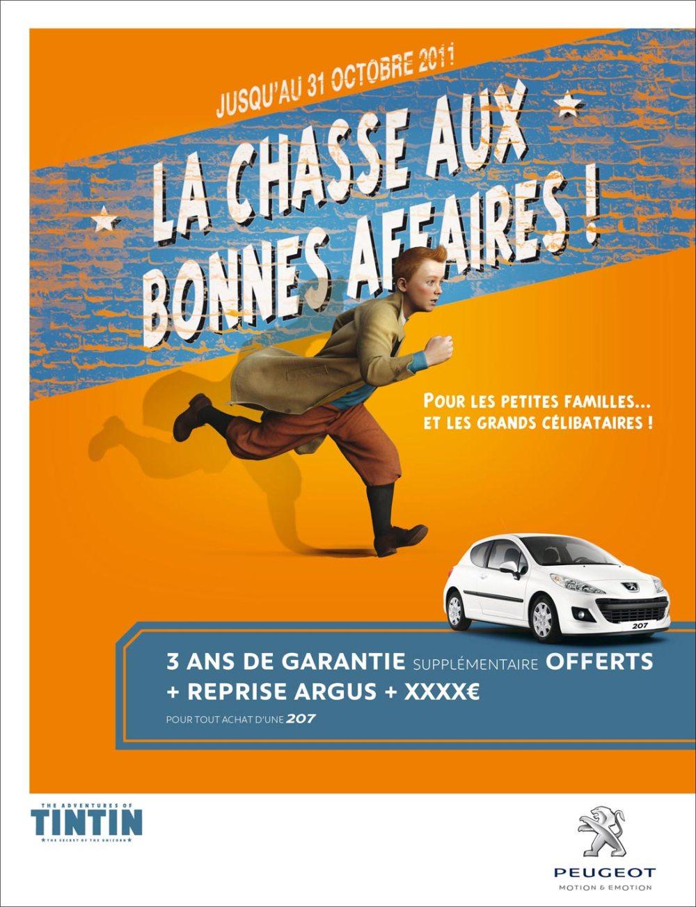 Peugeot Event Tintin 2