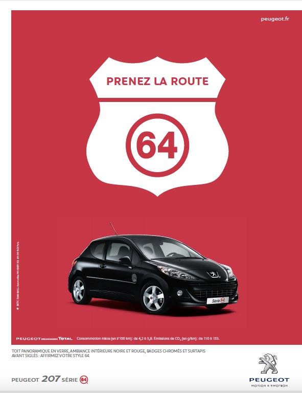 Peugeot Série 64 3