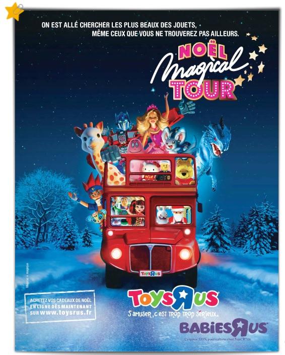 toys r us Noël