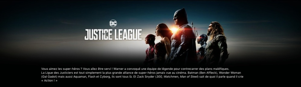 Apple Justice League